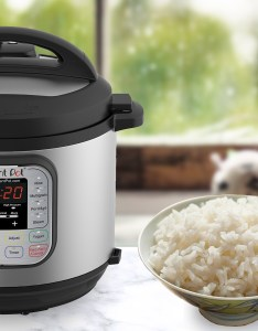 How to cook perfect rice in an electric pressure cooker also instant pot rh instantpot