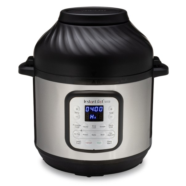 Duo Crisp + Air Fryer 6 & 8 Quart - Instant Pot