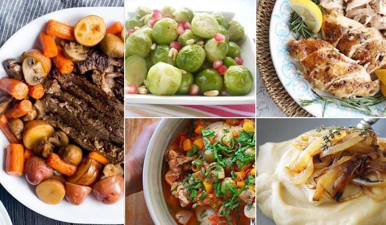 Instant Pot Whole30 Recipes Roundup
