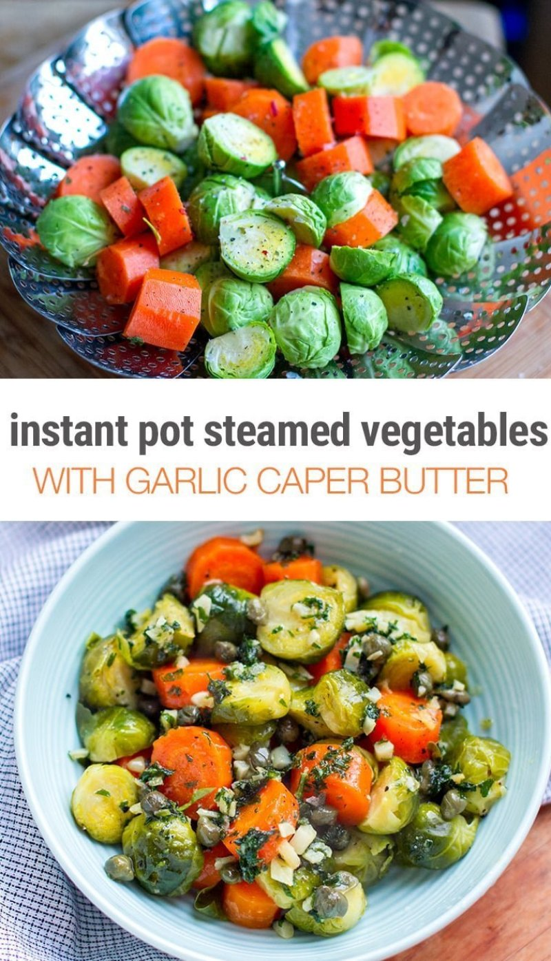 how to cook steamed vegetables recipes