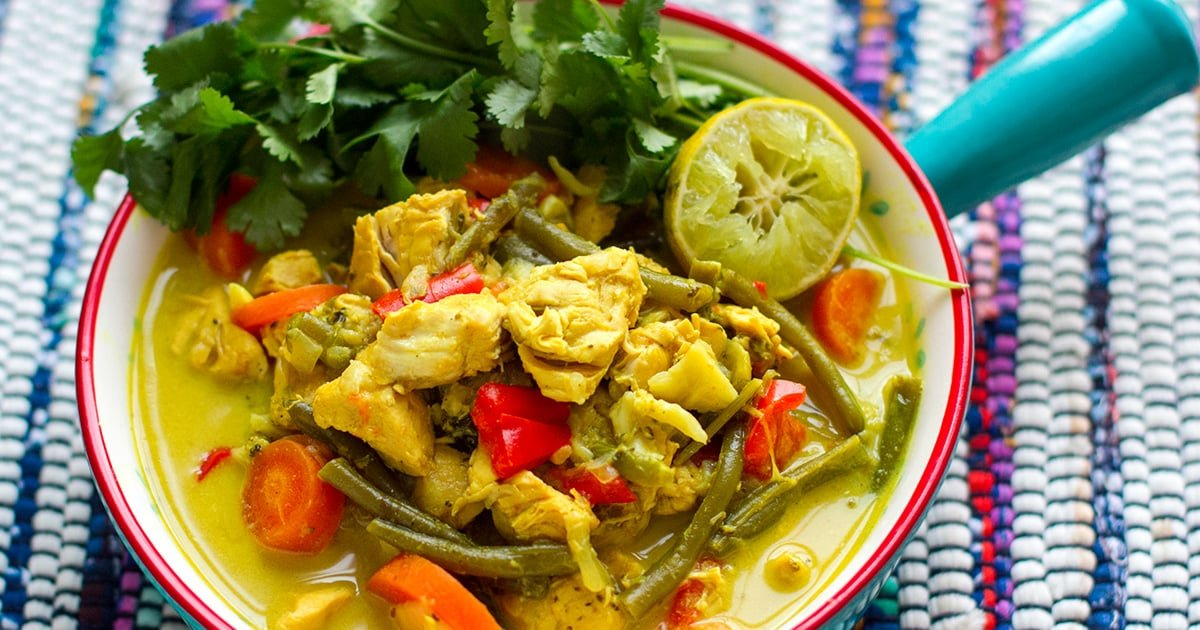 Easy Thai Chicken Curry In A Hurry Instant Pot Eats
