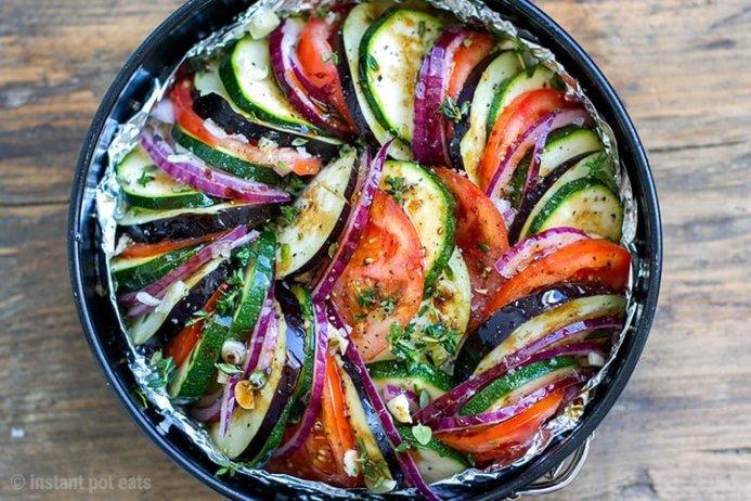 Instant Pot Rataouille Recipe