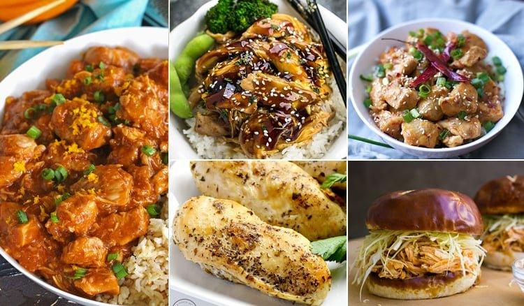 20 Tasty Instant Pot Chicken Breast Recipes Instant Pot Eats
