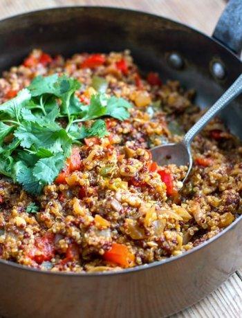 instant-pot-quinoa-mushrooms-feature