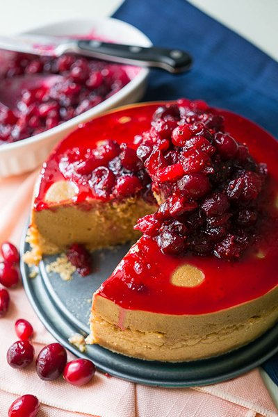 Instant-Pot-Ginger-Molasses-Cheesecake