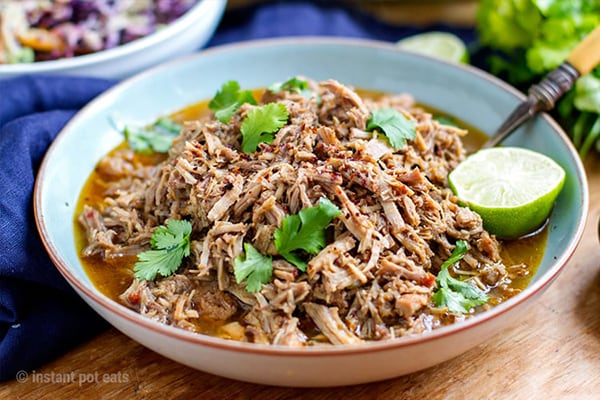 20 Clever Instant Pot Meal Prep Ideas Pulled Pork