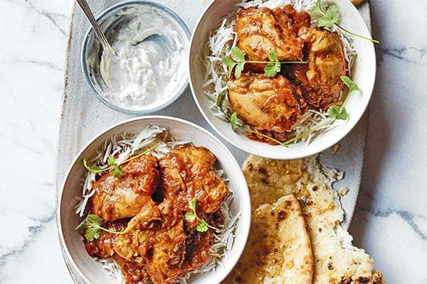 The Best Instant Pot Butter Chicken recipce