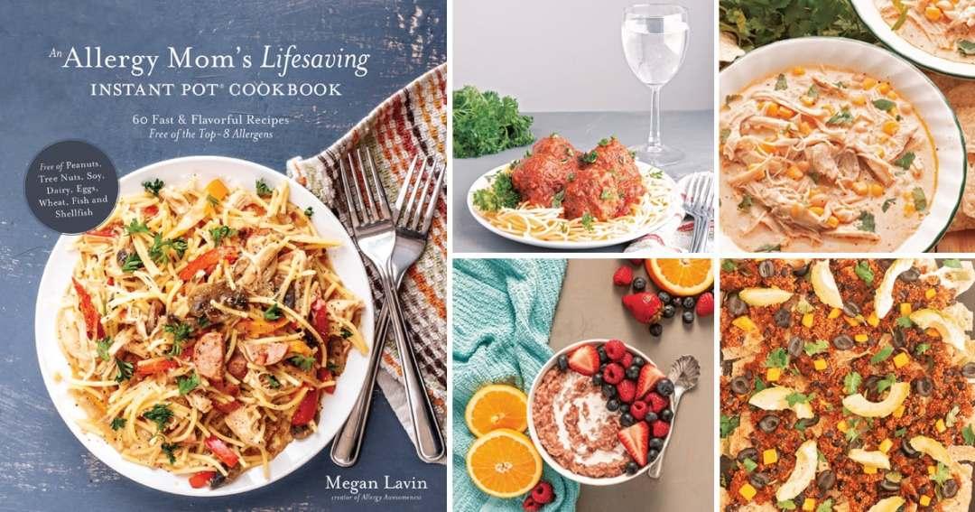 allergy mom lifesaving instant pot cookbook review