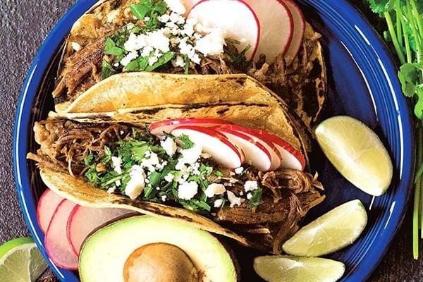 20+ Instant Pot Mexican Recipes: Beef Tacos
