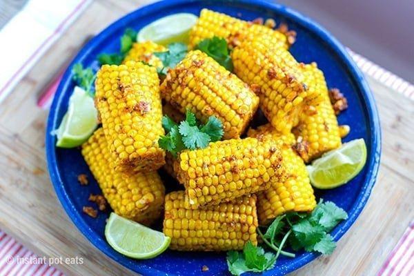 35+ Summer Friendly Instant Pot Recipes Corn on the Cob
