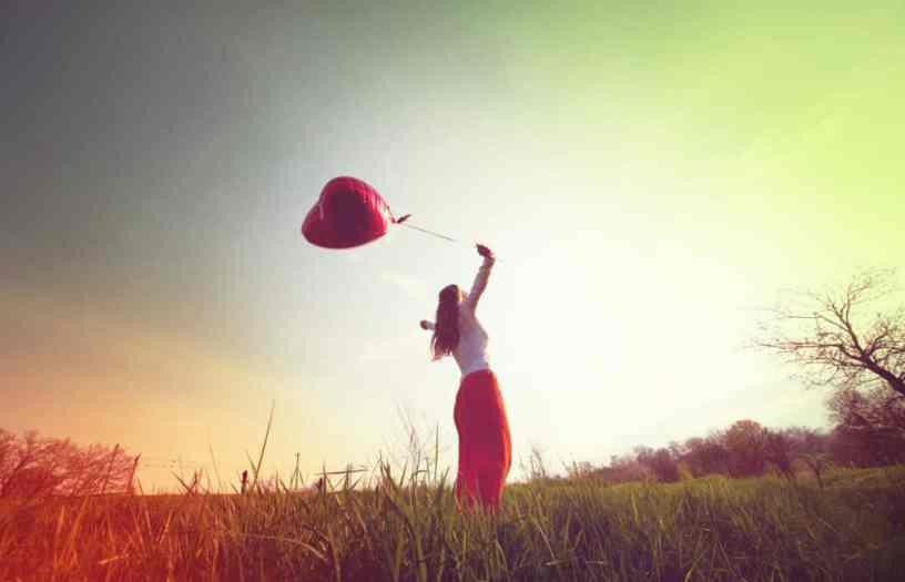 étapes de l'amour