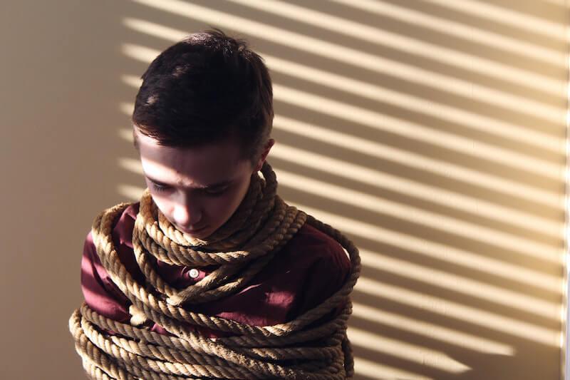 violence conjugale enfant malheureux