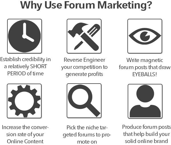 Forum Marketing Mastery