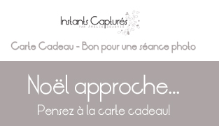 Bon Cadeau Noël | Instants-Captures Photographie