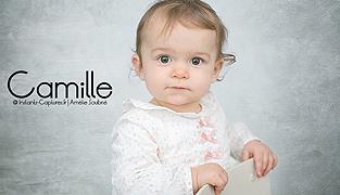 Photo Enfant Paris, Camille un an après!
