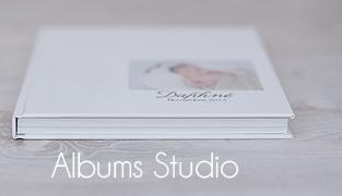 Présentation Album Studio | Instants Capturés Photographie