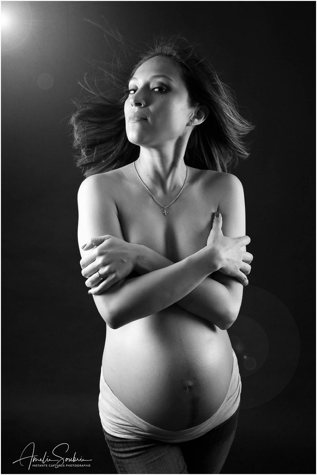 Photographe Grossesse Studio Paris
