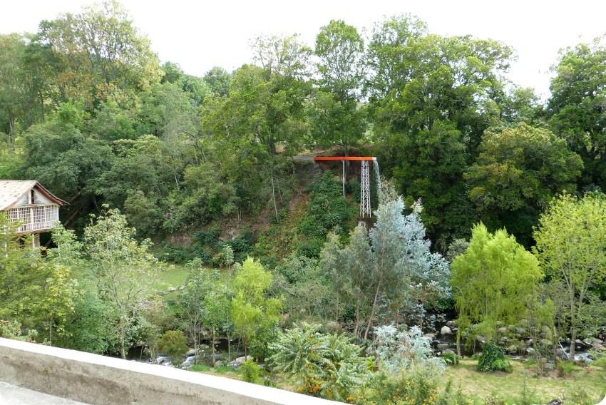 cascade près du moulin à silvia