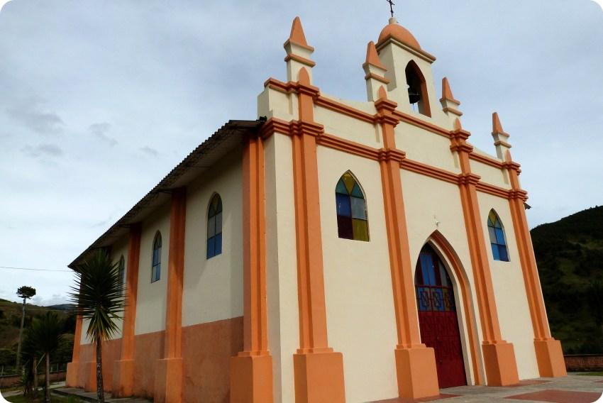 iglesia de belen de silvia