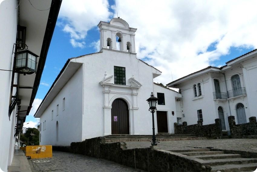 iglesia la Ermita de Popayán