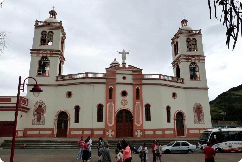 Iglesia de Silvia