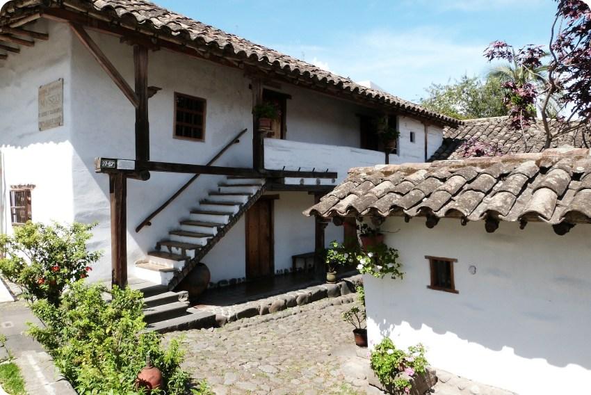 Maison du Musée d'Arts et de Tradition de Pasto