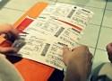 Les 3 tickets d'avions qu'il a fallu prendre de Nantes à Armenia, en passant par Madrid et Bogotá