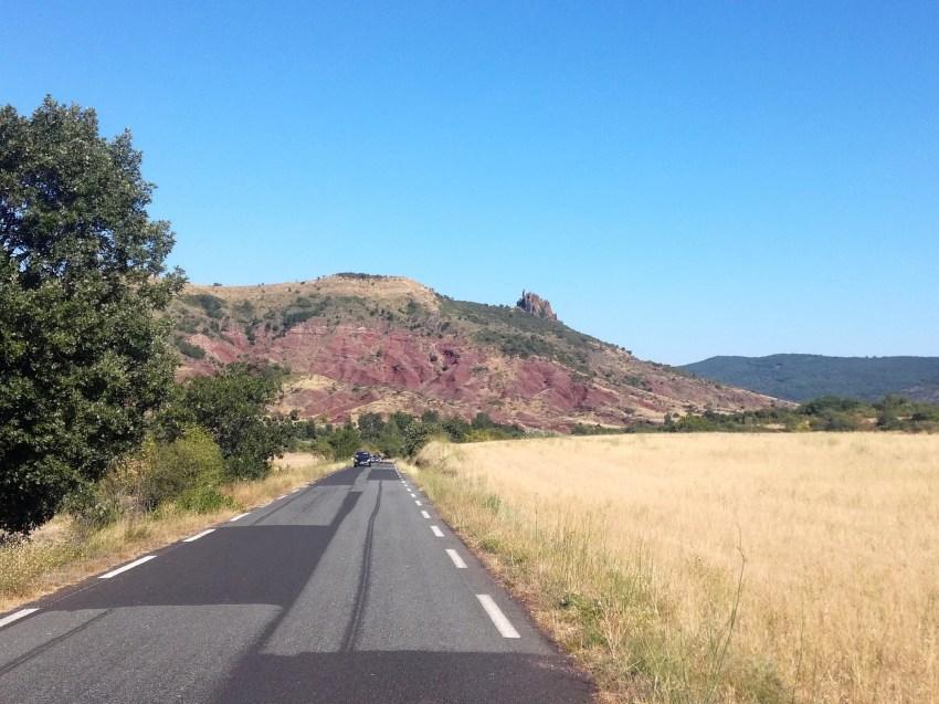 route 66 hérault désert voyage vélo
