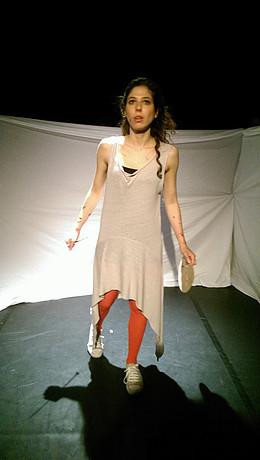 Instant Theatre Berlin - Live performance