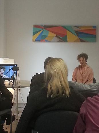 Film workshop with Aleta Chappelle