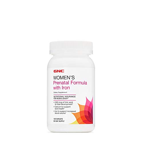 Top 10 Prenatal with Iron – Prenatal Vitamins – InstantYours