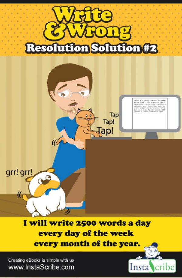Write and Wrong - Resolution Solution #2