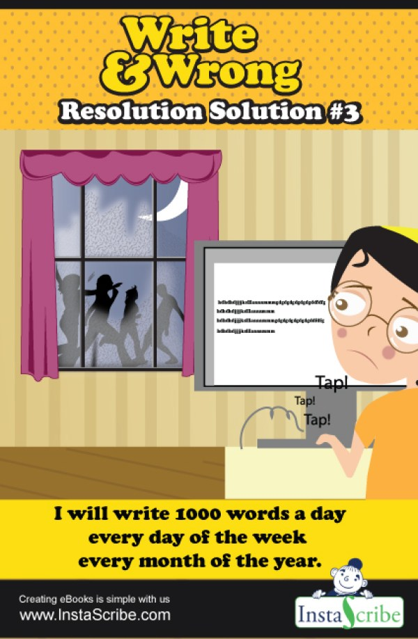Write and Wrong - Resolution Solution #3