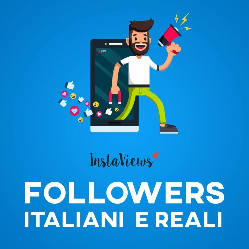 Followers Italiani Instagram