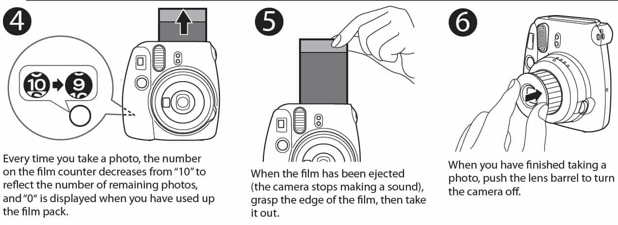 Instax mini 9 manual | Beginner's Guide
