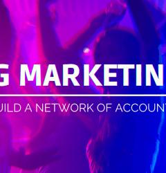 ig marketing account network