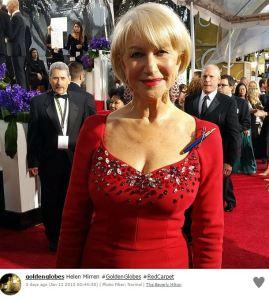 Golden Globes 2015 Instagram pictures (1)