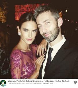 Golden Globes 2015 Instagram pictures (14)