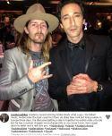 Golden Globes 2015 Instagram pictures (3)