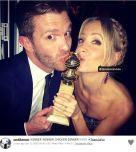 Golden Globes 2015 Instagram pictures (5)