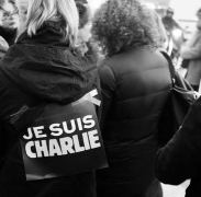 JeSuisCharlie Paris image gathering Republique Wearecharlie(20)