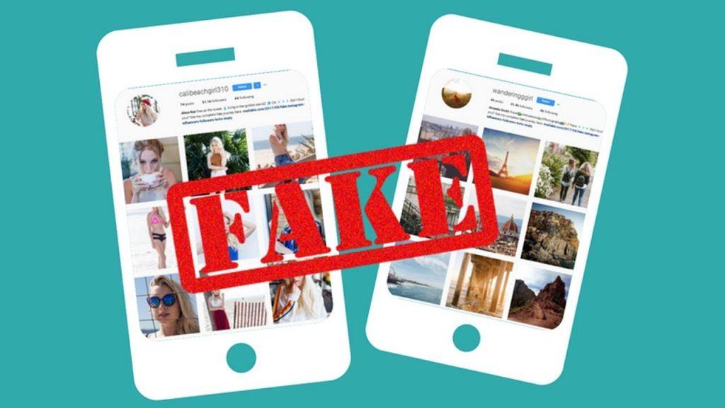 Fake Instagram Account