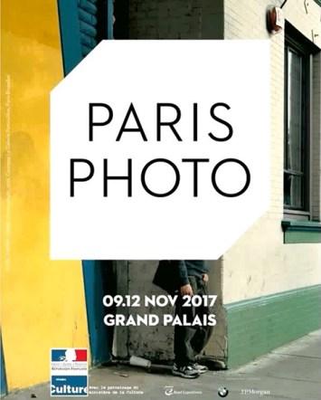 Paris Photo Fair affiche 2017