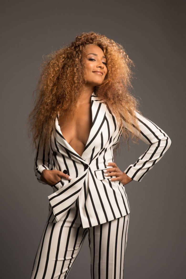Watch Amanda Seales On Hbo She Isn T Insecure I Promise