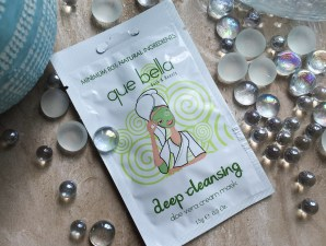 Que Bella Beauty Deep Cleansing Aloe Vera Cream Mask