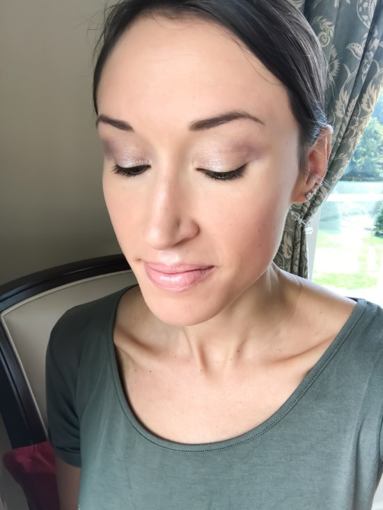 makeup revolution girls on film salvation eyeshadow palette eyeryday look