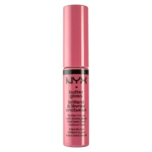 8 drugstore makeup products worth repurchasing- NYX butter gloss