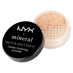 8 drugstore products worth repurchasing- NYX face powder