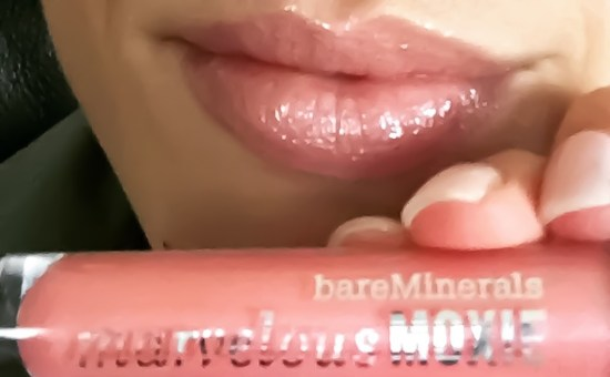bare minerals marvelous moxie in show off