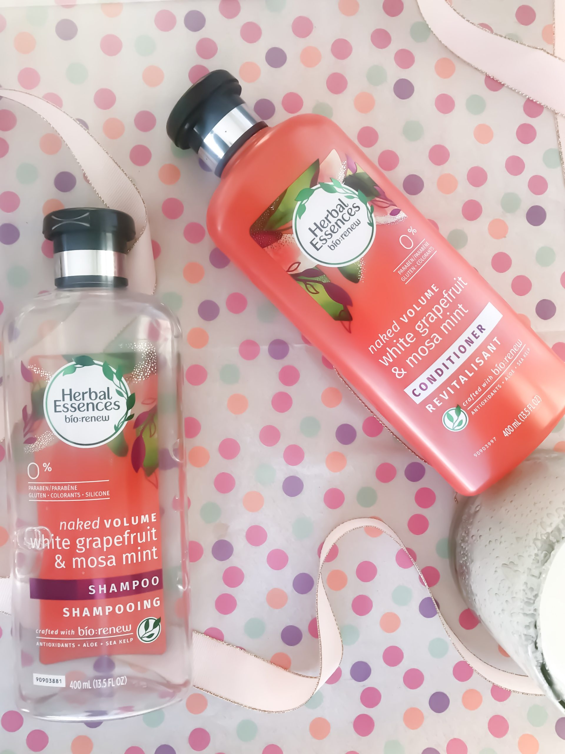 herbal essences with bio:renew featured image